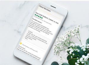 phone + reviews - jarys